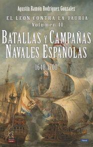 BATALLAS Y CAMPAÑAS NAVALES ESPAÑOLAS 1640-1700