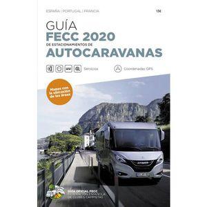 GUIA FECC DE ESTACIONAMIENTO DE AUTOCARAVANAS 2020