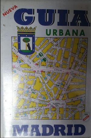 GUÍA URBANA MADRID 2002