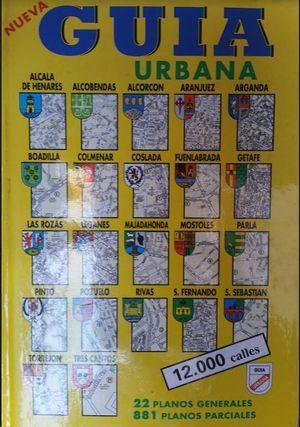 GUIA URBANA DE MADRID-TOMO II  2004