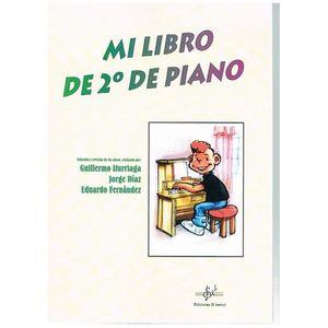 MI LIBRO DE SEGUNDO DE PIANO