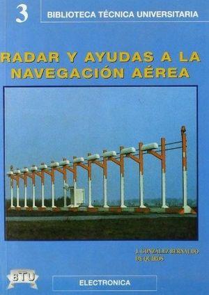 RADAR Y AYUDAS A LA NAVEGACION AEREA