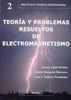 TEORÍA Y PROBLEMAS DE ELECTROMAGNETISMO