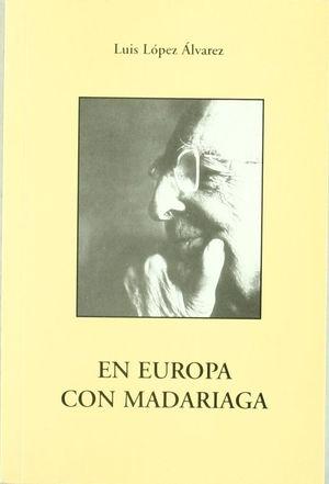 EN EUROPA CON MADARIAGA