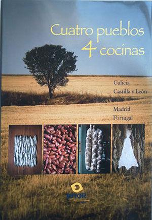 CUATRO PUEBLOS 4 COCINAS