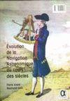 EVOLUCION DE LA NAVEGACION MARITIMA ASTRONOMICA ASTRONOMIQUE AU COURS DES SIECLES