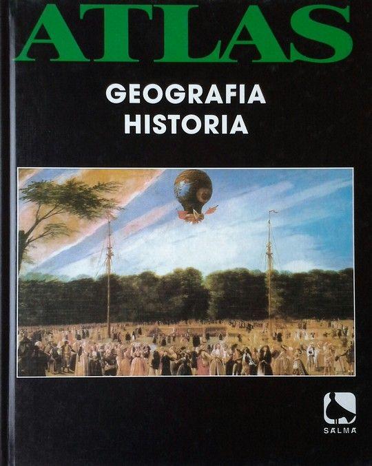 ATLAS GEOGRAFÍA E HISTORIA