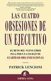 CUATRO OBSESIONES DE UN EJECUTIVO