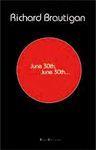 JUNE 30TH., JUNE 30TH.