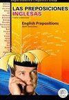 PREPOSICIONES INGLESAS.(ENGLISH PREPOSITIONS)