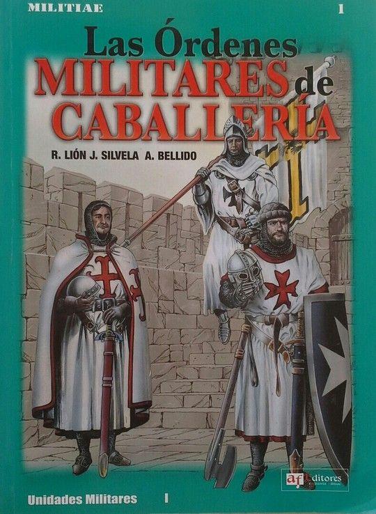 MILITIAE, 1 ORDENES MILITARES CABALLERIA