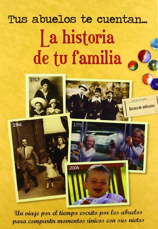 HISTORIA DE NUESTRA FAMILIA