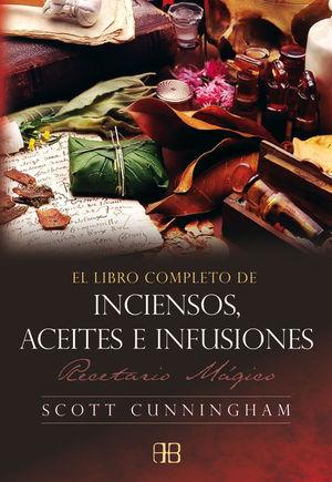 LIBRO COMPLETO INCIENSOS, ACEITES (ARKANO B.)
