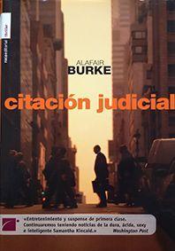 CITACION JUDICIAL