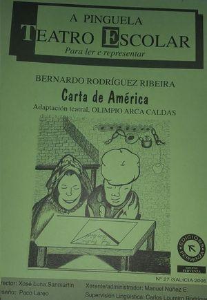 CARTA DE AMÉRICA