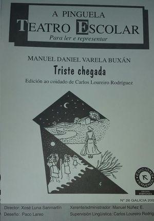 TRISTE CHEGADA