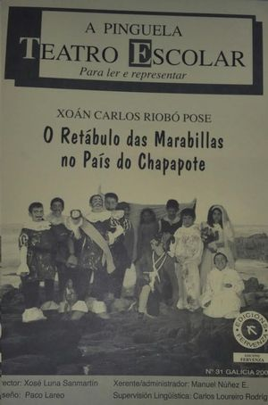 O RETÁBULO DAS MARABILLAS NO PAÍS DO CHAPAPOTE
