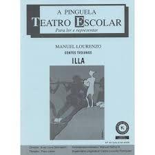 A PINGUELA TEATRO ESCOLAR Nº 50: ILLA (CONTOS TROIANOS)