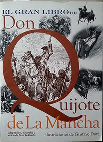 EL GRAN LIBRO DE DON QUIJOTE DE LA MANCHA