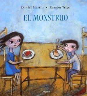 RYM. EL MONSTRUO (CARTONE)