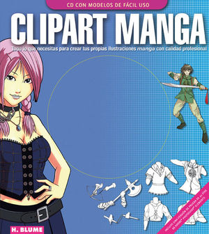 CLIPART MANGA