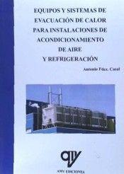 EQUIPOS Y SISTEMAS DE EVACUACIÓN DE CALOR