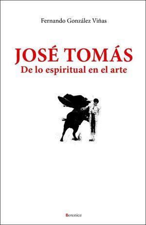 JOSÉ TOMÁS. DE LO ESPIRITUAL EN EL ARTE