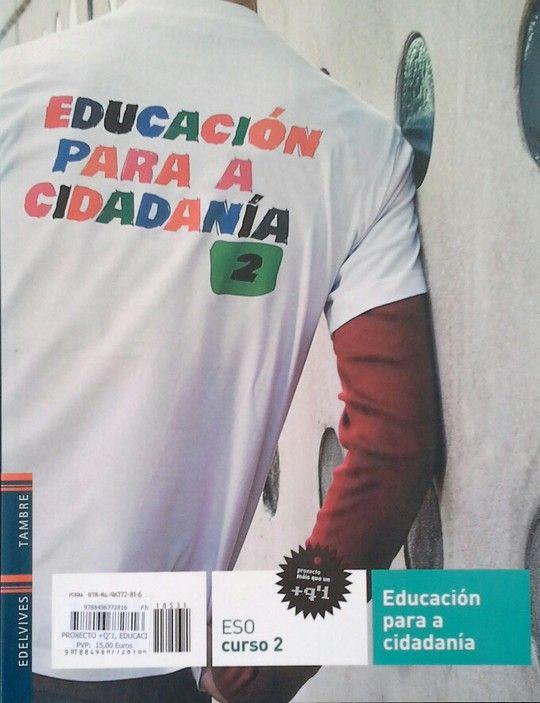 EDUCACION PARA A CIUDADANIA 2º ESO