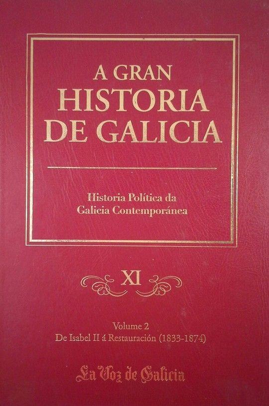 HISTORIA POLÍTICA DA GALICIA CONTEMPORÁNEA