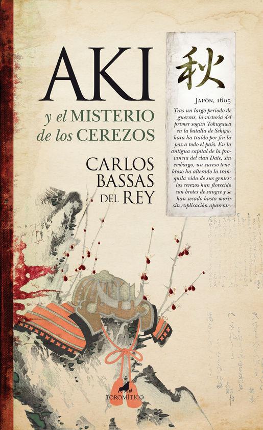 AKI Y EL MISTERIO DE LOS CEREZOS