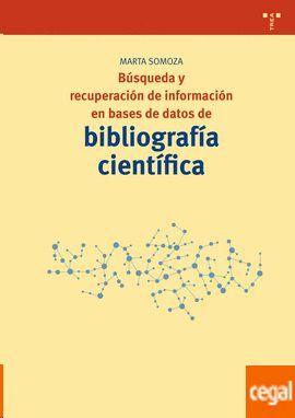 BIBLIOGRAFÍA CIENTÍFICA