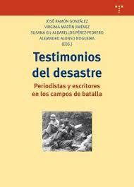 TESTIMONIOS DEL DESASTRE