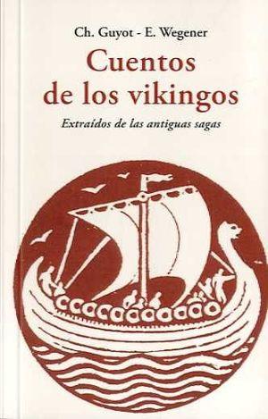 145.CUENTOS DE LOS VIQUINGOS.(CENTELLAS)
