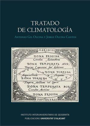 TRATADO DE CLIMATOLOGÍA