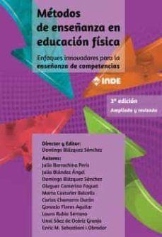 METODOS DE ENSEÑANZA EDUCACION FISICA