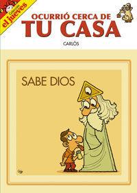 OCURRIÓ CERCA DE TU CASA