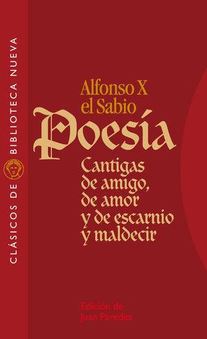 POESIA DE ALFONSO X EL SABIO