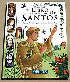 EL LIBRO MÁS PRECIOSO DE SANTOS, CARTONÉ