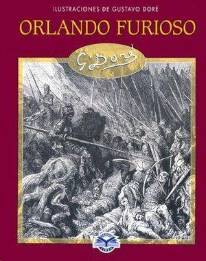 ORLANDO FURIOSO CON ILUSTRACIONES DE GUSTAVE DORÉ