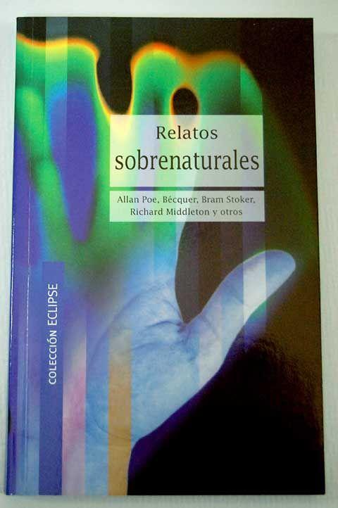 RELATOS SOBRENATURALES