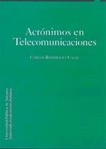 ACRÓNIMOS EN TELECOMUNICACIONES