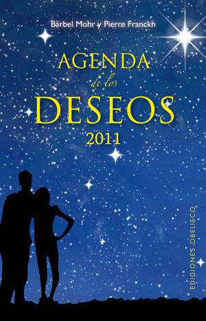 AGENDA DE LOS DESEOS 2011.