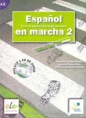 ESPAÑOL EN MARCHA 2  ALUMNO
