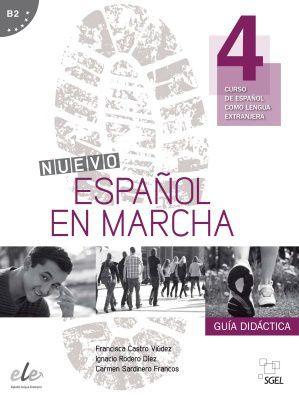NUEVO ESPAÑOL EN MARCHA 4 CUADERNO DE EJERCICIOS