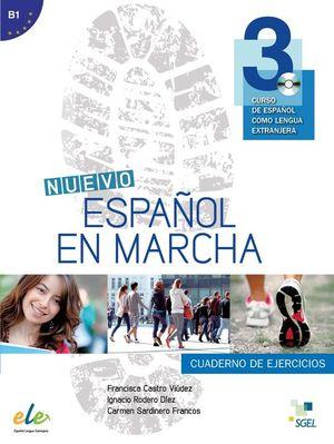 NUEVO ESPAÑOL EN MARCHA 3 CUADERNO DE EJERCICIOS