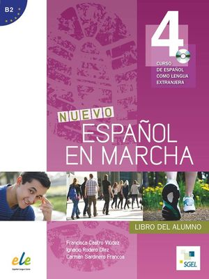 NUEVO ESPAÑOL EN MARCHA 4. ALUMNO +CD