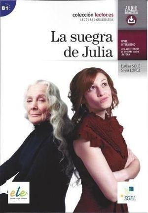 LA SUEGRA DE JULIA +AUDIO DESCARGABLE
