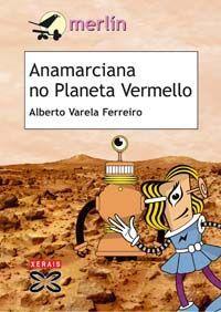 ANAMARCIANA NO PLANETA VERMELLO