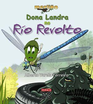 DONA LANDRA NO RÍO REVOLTO