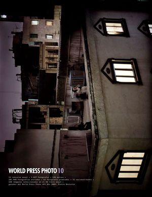 WORLD PRESS PHOTO 2010